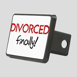 2-divorced01 Rectangular Hitch Cover