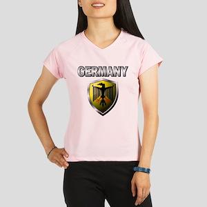 germany soccer Performance Dry T-Shirt