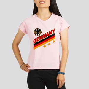 germany logo a Performance Dry T-Shirt
