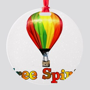 freespirit01 Round Ornament