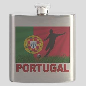 portugal soccer(blk) Flask