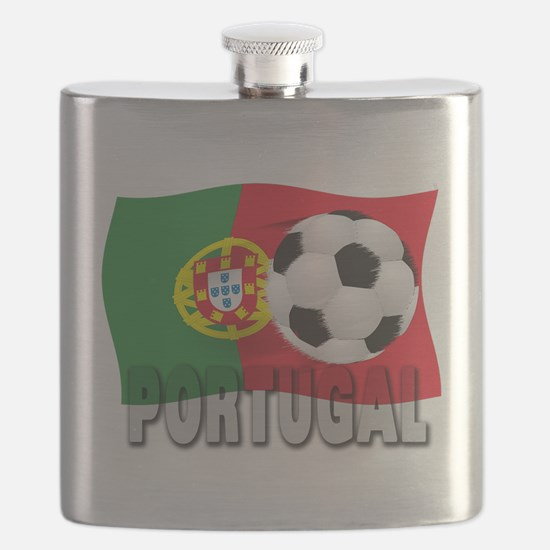 Portugal(blk).png Flask