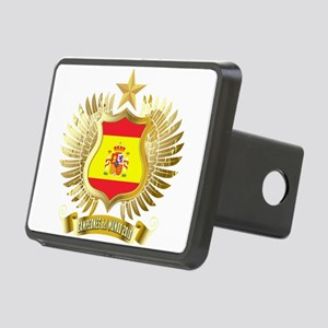 2010 spain champions Rectangular Hitch Cover