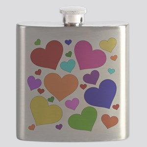 rainbow_hearts_valentine01 Flask