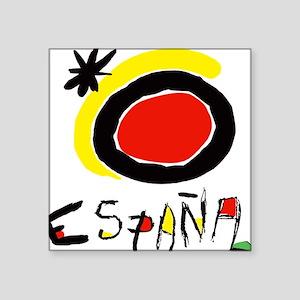 """england Square Sticker 3"""" x 3"""""""