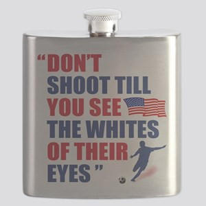 USA(blk) Flask