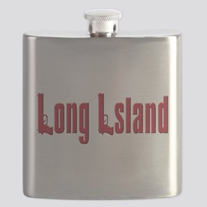 The new yorker(blk) Flask