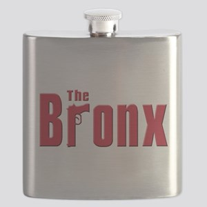 The Bronx(blk) Flask