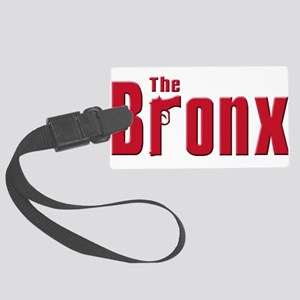 The Bronx(blk) Large Luggage Tag