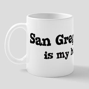 San Gregorio - hometown Mug