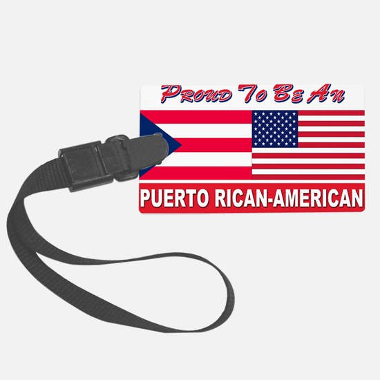 PR shield.png Luggage Tag