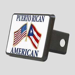 PR shield Rectangular Hitch Cover