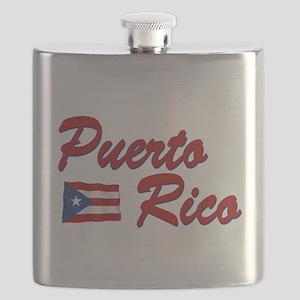 puerto rico(blk) Flask