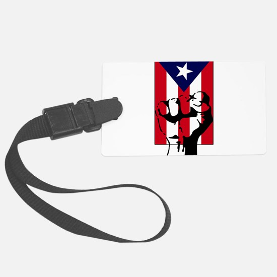 Boricua.png Luggage Tag