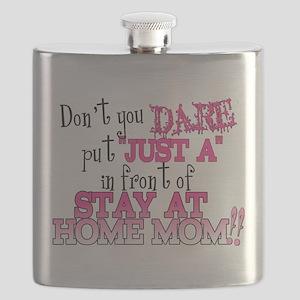 Not Just a SAHM Flask