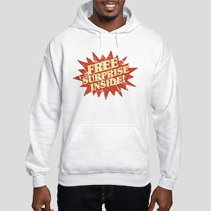 Free Surprise Inside! Hooded Sweatshirt