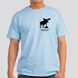 Land Of The Moose Light T-Shirt