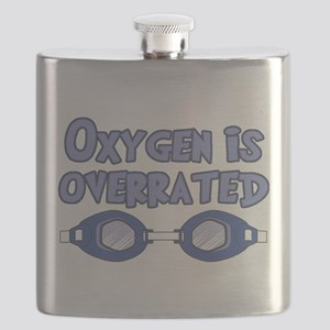 Oxygen is overrated Flask