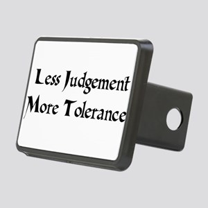 tolerance01a Rectangular Hitch Cover