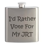 id rather vote for my jrt Flask