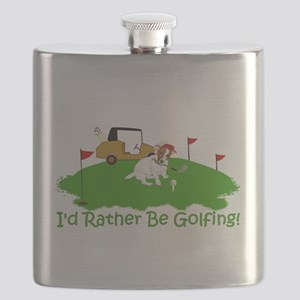 JRT The Pro Golfer Flask