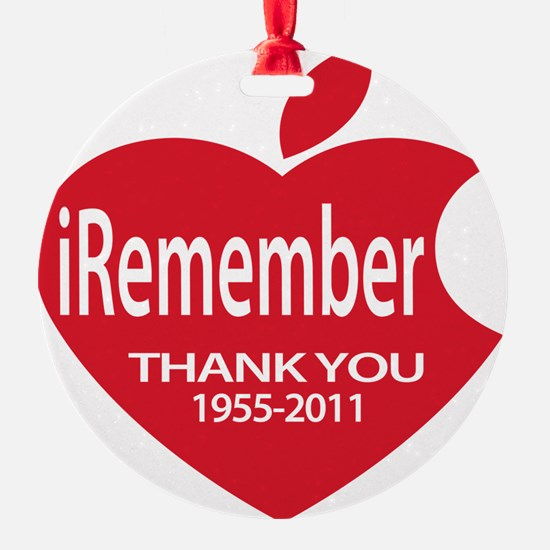 iremember heart.png Ornament