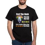 FeeTheRush2CP Dark T-Shirt