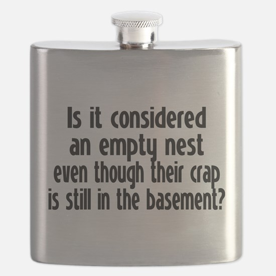Empty Nest Flask