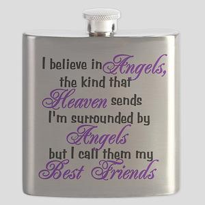 believe in angels Flask