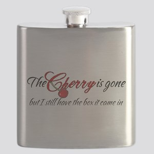 The Cherry is Gone Flask
