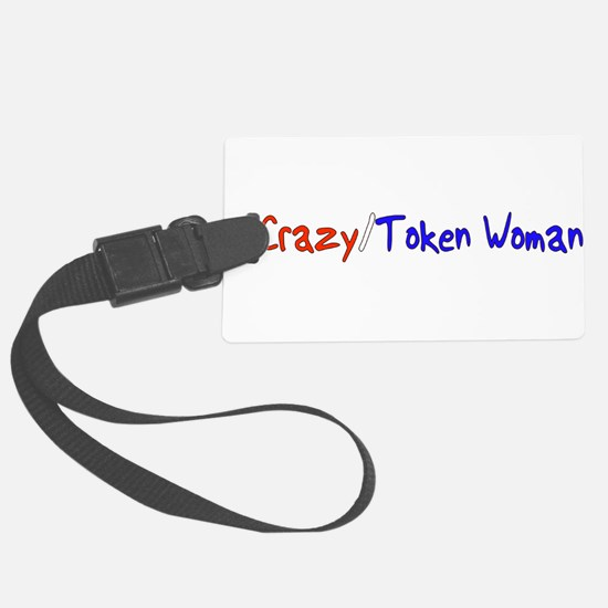mccrazy01.png Luggage Tag
