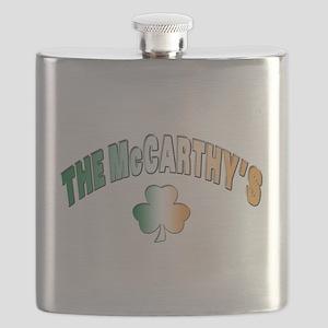 McCARTHY(blk) Flask