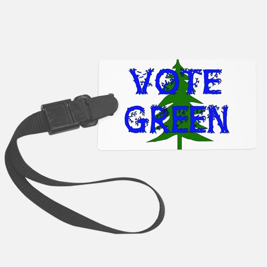 vote_green01.png Luggage Tag
