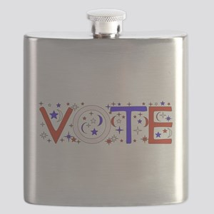 vote_election2008_01 Flask