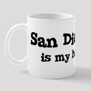 San Diego - hometown Mug