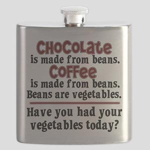 Chocolate & Coffee Flask