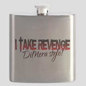 Revenge - DiMera Style Flask