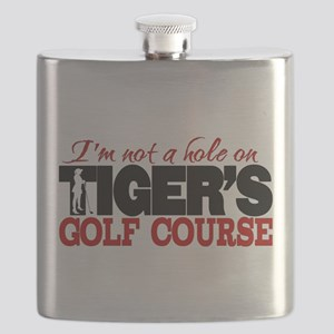 Tiger's Golf Course Flask