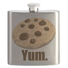 Yum. Cookie Flask