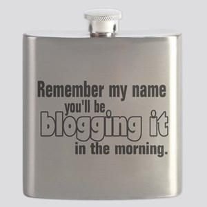 Remember my Name (Blog) Flask