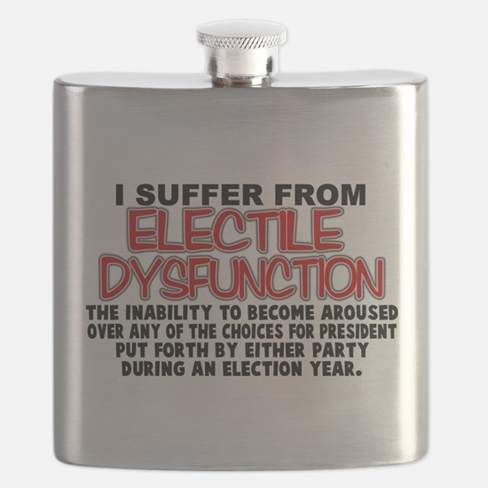 Electile Dysfunction Flask