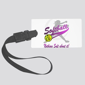 back Large Luggage Tag