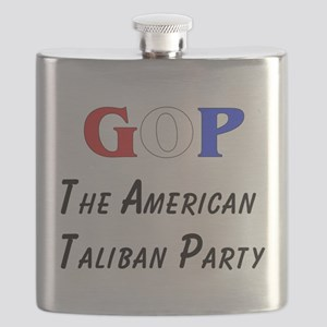 americantaliban01 Flask