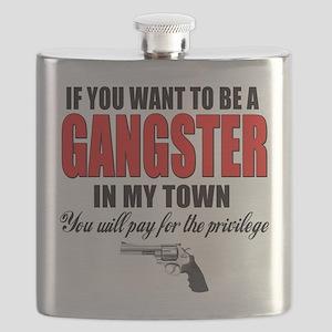 gangster Flask