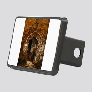 castle01 Rectangular Hitch Cover