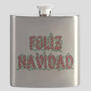 feliz navidad Flask