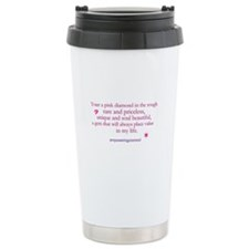 design Stainless Steel Travel Mug