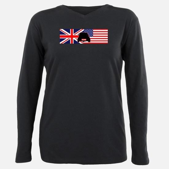 UK-US flag Mini T-Shirt
