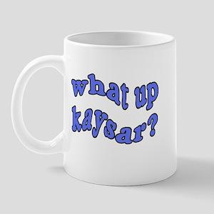 What Up Kaysar Mug