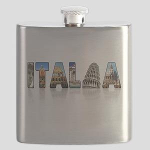 italia shadow Flask